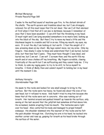 Comparison of Creative Writing