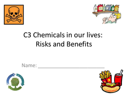 C3 Chemicals in our lives revision worksheet