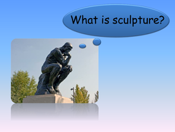 sculpture-arts week.ppt