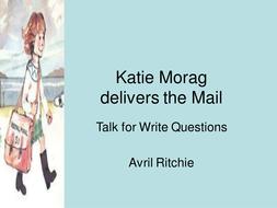 Talking prompts around Katie Morag stories