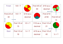 board games fraction