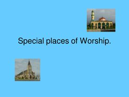 special places of worship