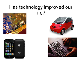 how has technology improved our lives