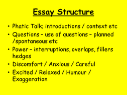 essay structure and PEE sentence stems.pptx