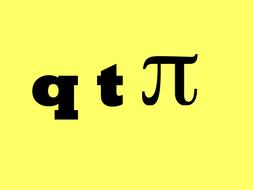 Pi Day Dingbat Puzzles