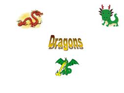 dragons illustrations.ppt