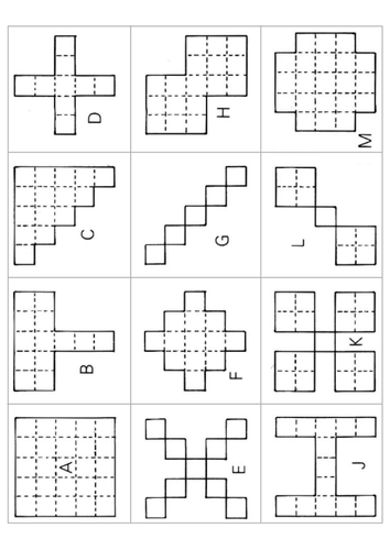 All Worksheets » Counting Squares To Find Area Worksheets ...
