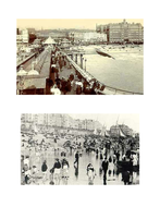 Victorian seaside pictures