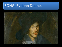john donne go and catch a falling star