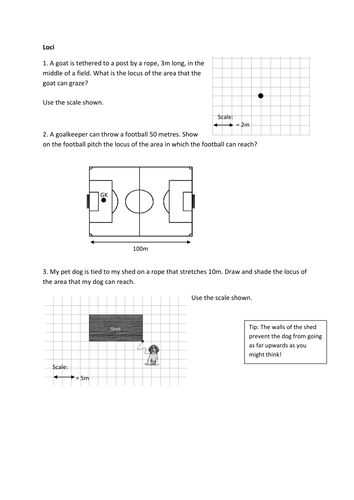 loci worksheet by fionajones88 teaching resources tes. Black Bedroom Furniture Sets. Home Design Ideas