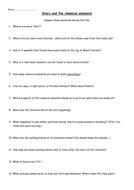 WOTU Brian Cox - Stardust - questions