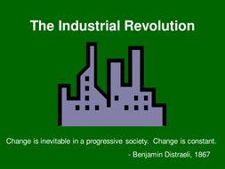 frankenstein industrial revolution
