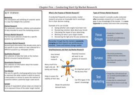 Chapter Five - Conducting Start-Up Market Research.doc