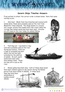 Severn Ship Timeline by GloucestershireArchives | Teaching Resources