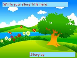 Easter Egg Hunt Adventure Story Maker