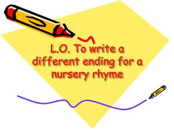 nursery rhymes.ppt