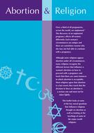 Abortion and Religion Factsheet