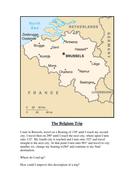 The Belgium Trip Bearings.doc