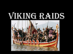 VIKING RAIDS.ppt