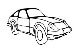 transport colouring sheets