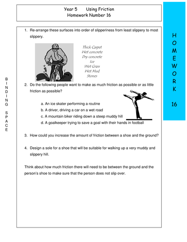 Jackson State Community College - Five-Paragraph Essay friction