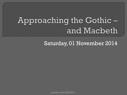 Macbeth: Revision Material for AQA LitB Spec.