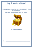 Gulliver's Travels Planning and Resources KS2