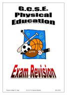GCSE PE Exam Revision booklet - Part 1