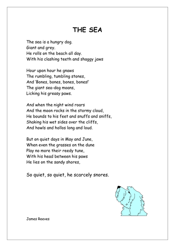 Low ks3/High ability ks2 poetry worksheets by supreme_316 ...
