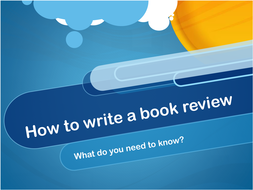 book review sample ppt