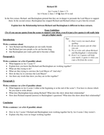 richard iii differentiated essay frame worksheet by johncallaghan  richard iii differentiated essay frame worksheet