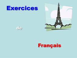 A2 translation exercises