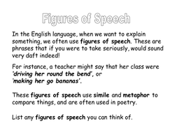 ks3 poetry figures of speech by johncallaghan teaching resources. Black Bedroom Furniture Sets. Home Design Ideas