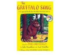 The Gruffalo character description