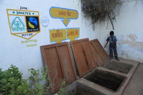 Shree Padampar Primary School, Fairtrade premium compost system, India ©Peter Caton (1).jpg