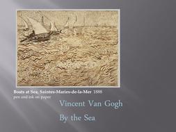 Vincent Van Gogh Seascapes