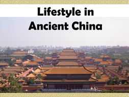 Worksheets For China : Ancient china lifestyle rich vs poor by kt1805 teaching
