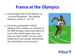 French Olympics PowerPoint