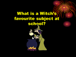 Macbeth Witches Lesson: Powerpoint Resource