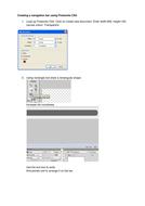 Creating a navigation bar using Fireworks CS4.docx