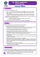 Secondary - Useful Microbes: Teacher Sheets