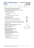gcse maths revision worksheets by ntsecondary teaching resources. Black Bedroom Furniture Sets. Home Design Ideas