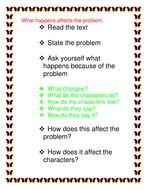 Reading- what happens affects the problem.doc