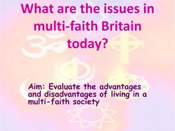 Issues of multi faith.ppt