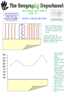 hOW TO...DRAW A CROSS SECTION.doc