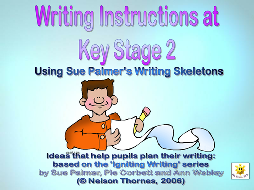 language key stage 1 2 teaching essay X at key stage 2, 81 per cent of pupils achieved the expected level in 2012 teacher assessments in writing (dfe, 2012b) x writing is part of the english assessment at key stage 3 and key stage 4.