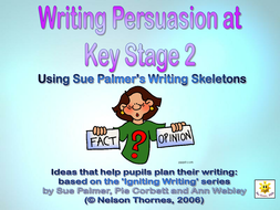 Persuasive Writing.ppt