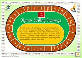 Olympic Spelling Challenge, SATPIN