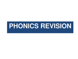 French Phonics Revision / basics