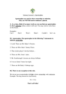 Punctuation Worksheets by TheConnaughtSchool - Teaching Resources - Tes